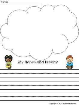 Hopes and Dreams Freebie