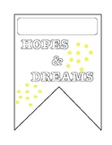 Hopes and Dreams Pennant