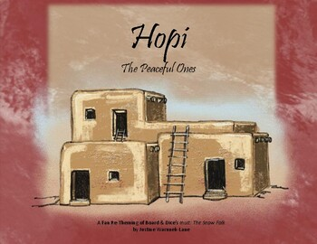 Hopi: The Peaceful Ones -- A Card Game