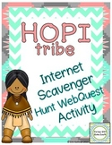Hopi American Indians of the Southwest - Internet Scavenger Hunt WebQuest