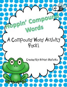 Hoppin Compound Words