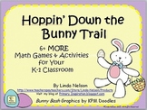 Hoppin' Down the Bunny Trail: More Spring Math Activities