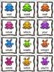 Hoppin' Homophones Card Set