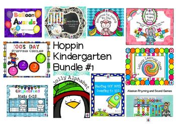 Hoppin Kindergarten Bundle 1