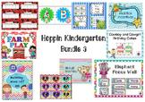 Hoppin Kindergarten Bundle 3