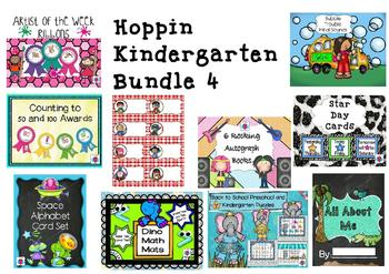 Kindergarten Bundle 4