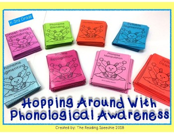 Hopping Around With Phonological Awareness