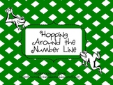 Hopping Around the Number Line
