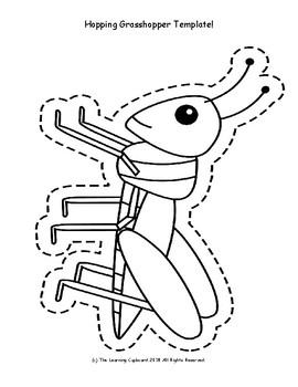Hopping Grasshopper Template!