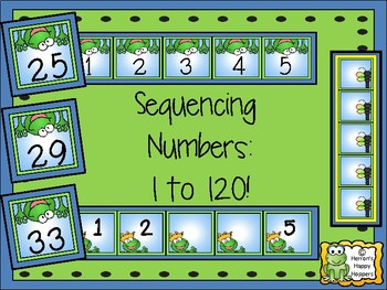Sequencing Numbers 1-120