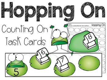 Hopping On: Counting On Math Center