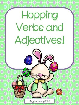 Hopping Verbs and Adjectives