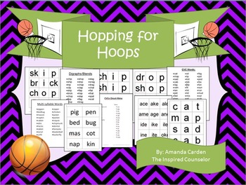 Hopping for Hoops- Decoding Activity