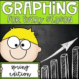 Spring Graphing 2nd Grade Common Core Math