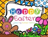 """""""Hoppy Easter"""": Colour by Number Edition"""