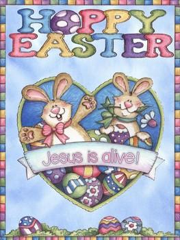 Hoppy Easter Craft kit