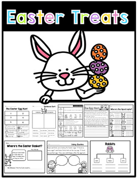 Hoppy Easter Literacy Pack