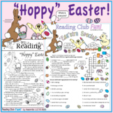 Easter Bunny Baskets and Traditions Puzzle Pack Distance Learning