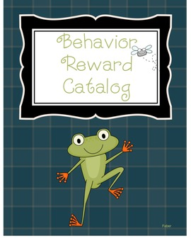 Free and Easy Behavior Rewards