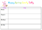 Hoppy Spring Math Activities