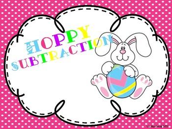 Hoppy Subtraction