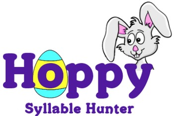 Hoppy: Syllable Hunter - Reading Skills / Center (Playable at RoomRecess.com