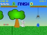 Hoppy: Syllable Hunter - Reading Skills / Center (Playable