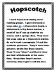Hopscotch Game for Small Reading Groups or Whole Class
