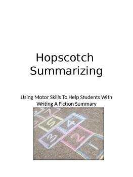 Hopscotch Summarizing