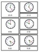Hora variada / Telling the time