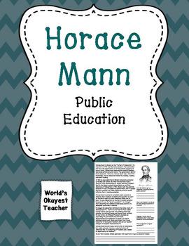 Horace Mann: Public Education