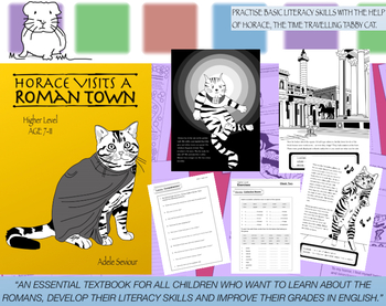 Horace Visits A Roman Town Pack (Higher Level) 7-11 years