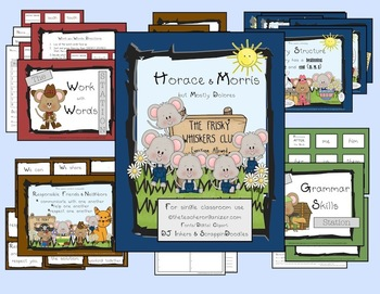 Horace and Morris - Reading Street, 2nd Grade, 2013