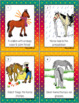 HOMOPHONE TASK CARDS: Horace, the Hoarse Horse