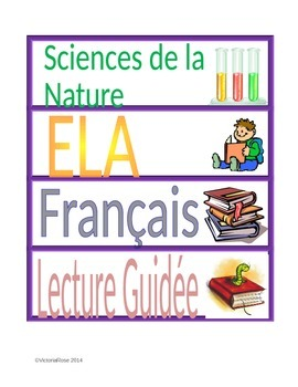 Horaire French Schedule Cards