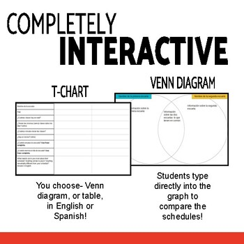Telling Time in Spanish Online Interactive Activity
