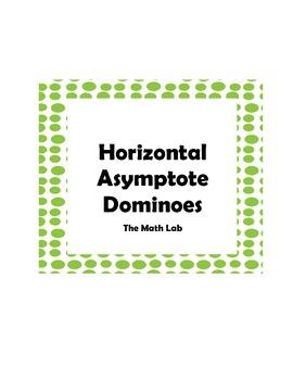 Horizontal Asymptote Dominoes
