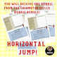 Horizontal Jump Skill Assessment Rubric!