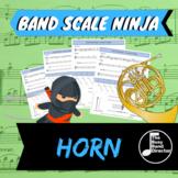 Horn Scale Ninja