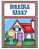 Horrible Harry Activity Packet
