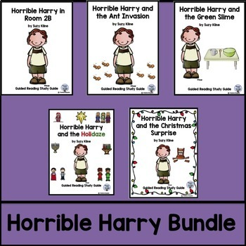 Horrible Harry Bundle