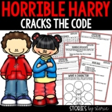 Horrible Harry Cracks the Code Distance Learning