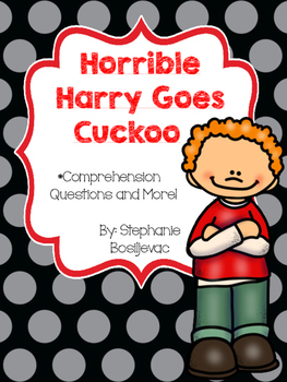 Horrible Harry Goes Cuckoo