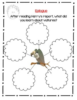 Horrible Harry Goes Cuckoo by Suzy Kline - A Complete Book Response Journal