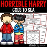 Horrible Harry Goes to Sea - Comprehension Questions
