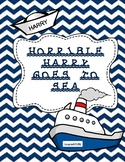Horrible Harry Goes to Sea Novel Study