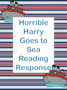 Horrible Harry Goes to Sea Reading Response