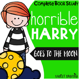 Horrible Harry Goes to the Moon Comprehension Unit