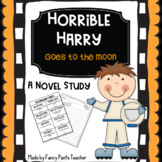 Horrible Harry Goes to the Moon Novel Unit