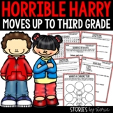 Horrible Harry Moves Up to Third Grade Distance Learning
